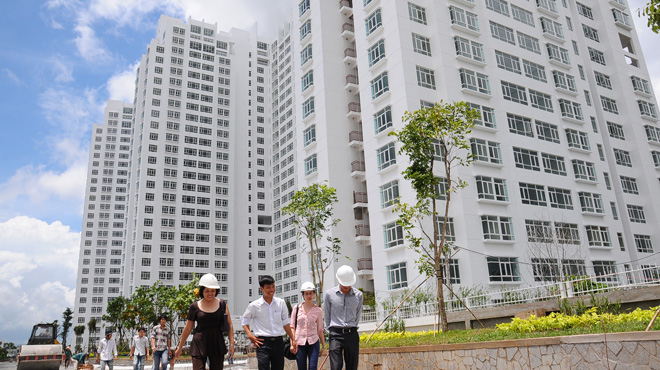 Over $1.2bn in FDI channeled into Vietnam realty sector in July