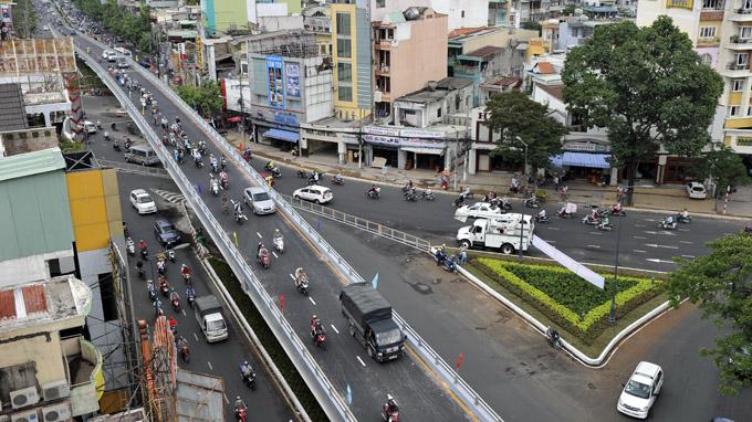 City to build flyover at Dan Chu roundabout
