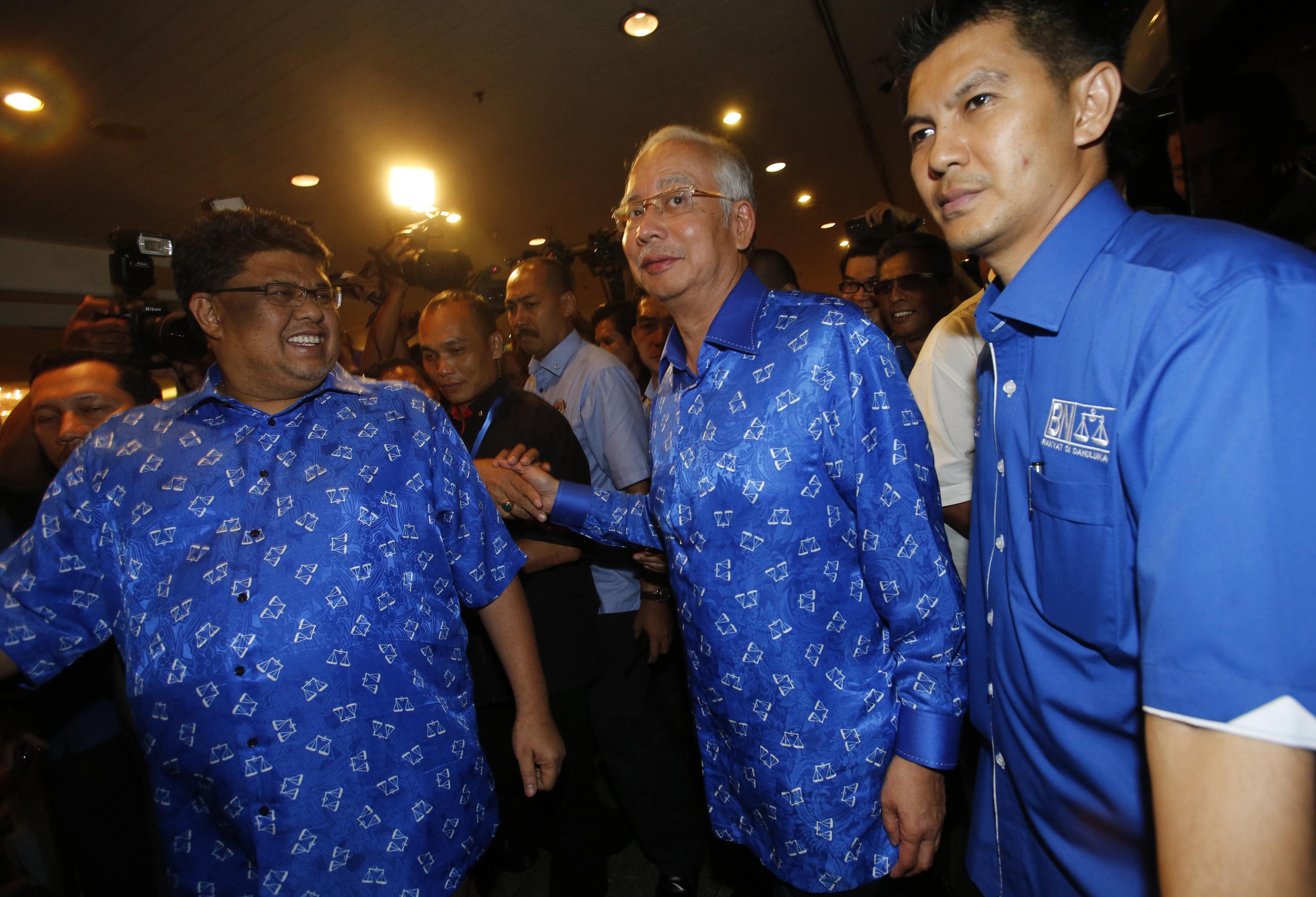 Malaysian regime wins polls, Anwar alleges fraud