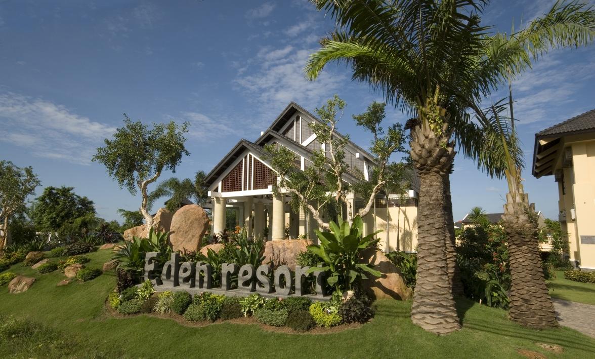 Eden Resort Phu Quoc – the 1st luxury resort in Phu Quoc