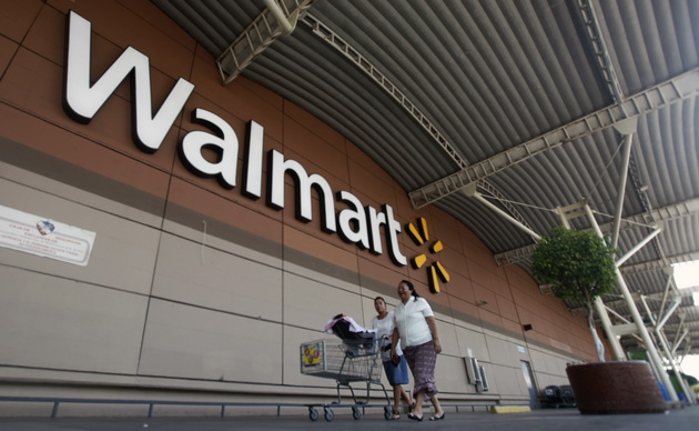 Fortune 500 profits near record; Wal-Mart is #1