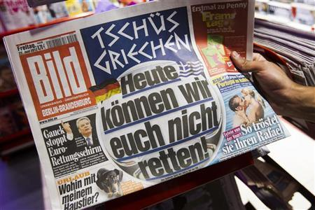 Up to 200 jobs to be cut at Germany's top paper: report
