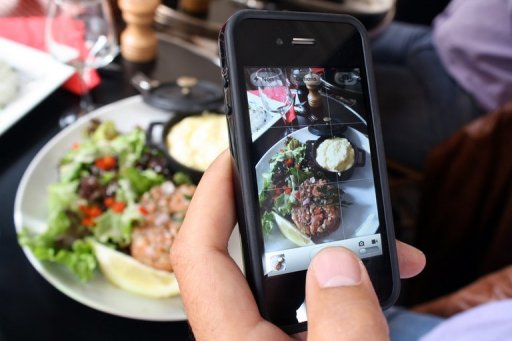 Smartphone app helps fight obesity: study