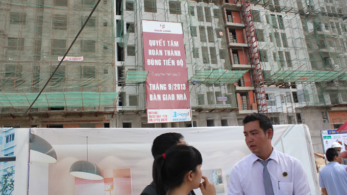 In Vietnam, supply of hi-end condos rises fast, outstrips affordable housing