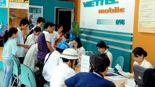 Vietnam's Viettel nears deal to invest $800 mln in Myanmar telecoms