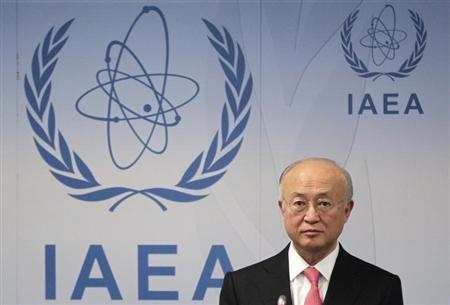 U.N. nuclear chief: Iran talks 'going round in circles'