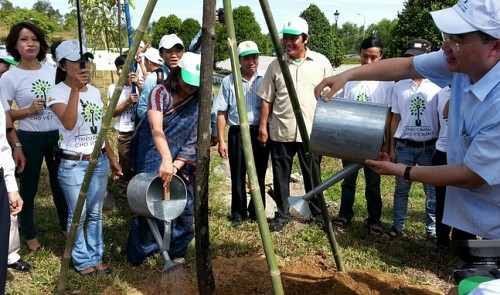 VN faces great environmental problems: deputy PM