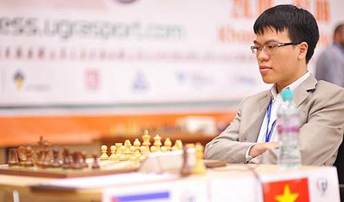First Vietnamese crowned world chess championship