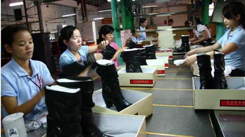 Vietnamese footwear exports top $3 bln in 5 months
