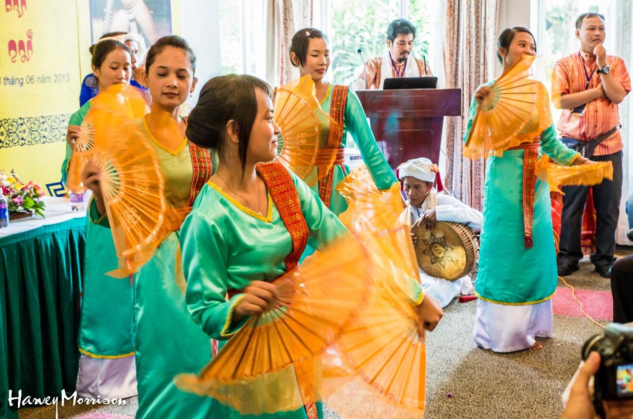 Cham culture has no borders