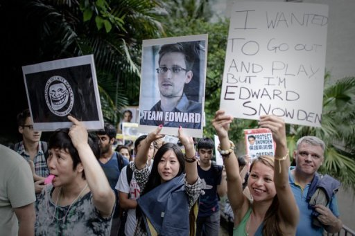 Snowden poses stress test for H.K.'s ties with China