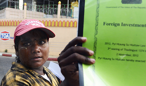 Challenge an inevitable reality in emerging Myanmar