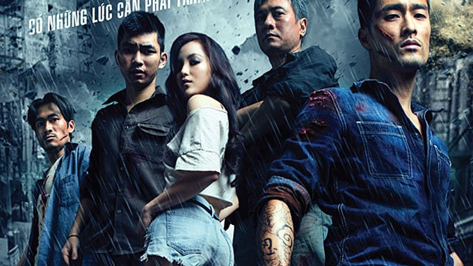 Producers accountable for leak of banned 'Bui doi Cho Lon'