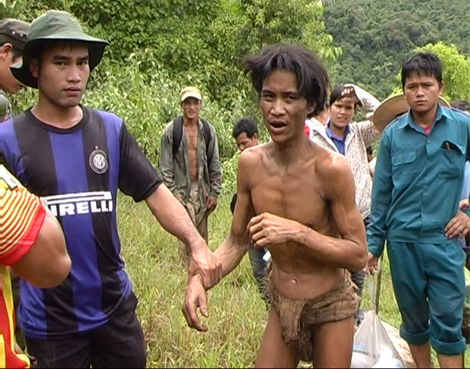 2 jungle men found after 40 years living in Vietnam forest