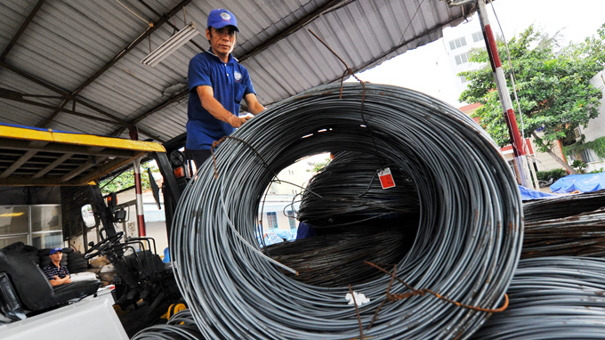 Vietnamese steel firm to take over $3bn project Taiwanese investors left behind: media