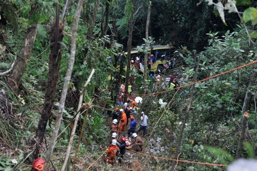 37 killed in Malaysia's deadliest road accident
