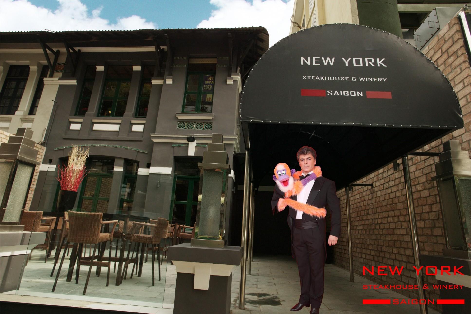 American Festival at New York Steakhouse, starting Sept 3
