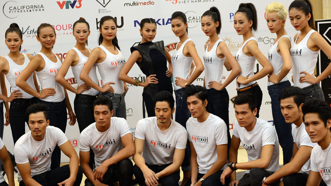 2013 VN's Next Top Model to be on air next month