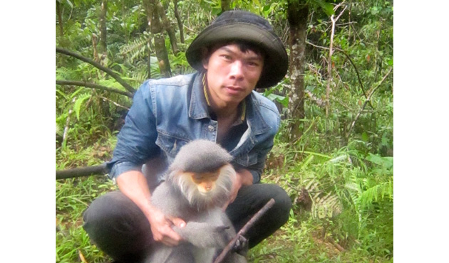 Endangered monkey bought for $15, released into forest