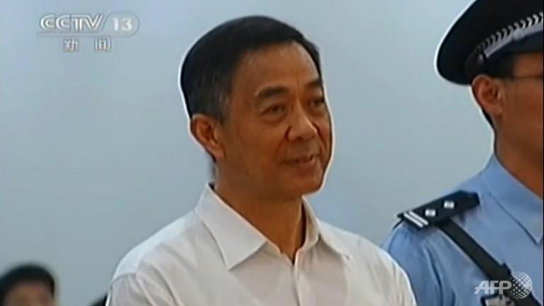 Bo Xilai sentenced to life in prison: court
