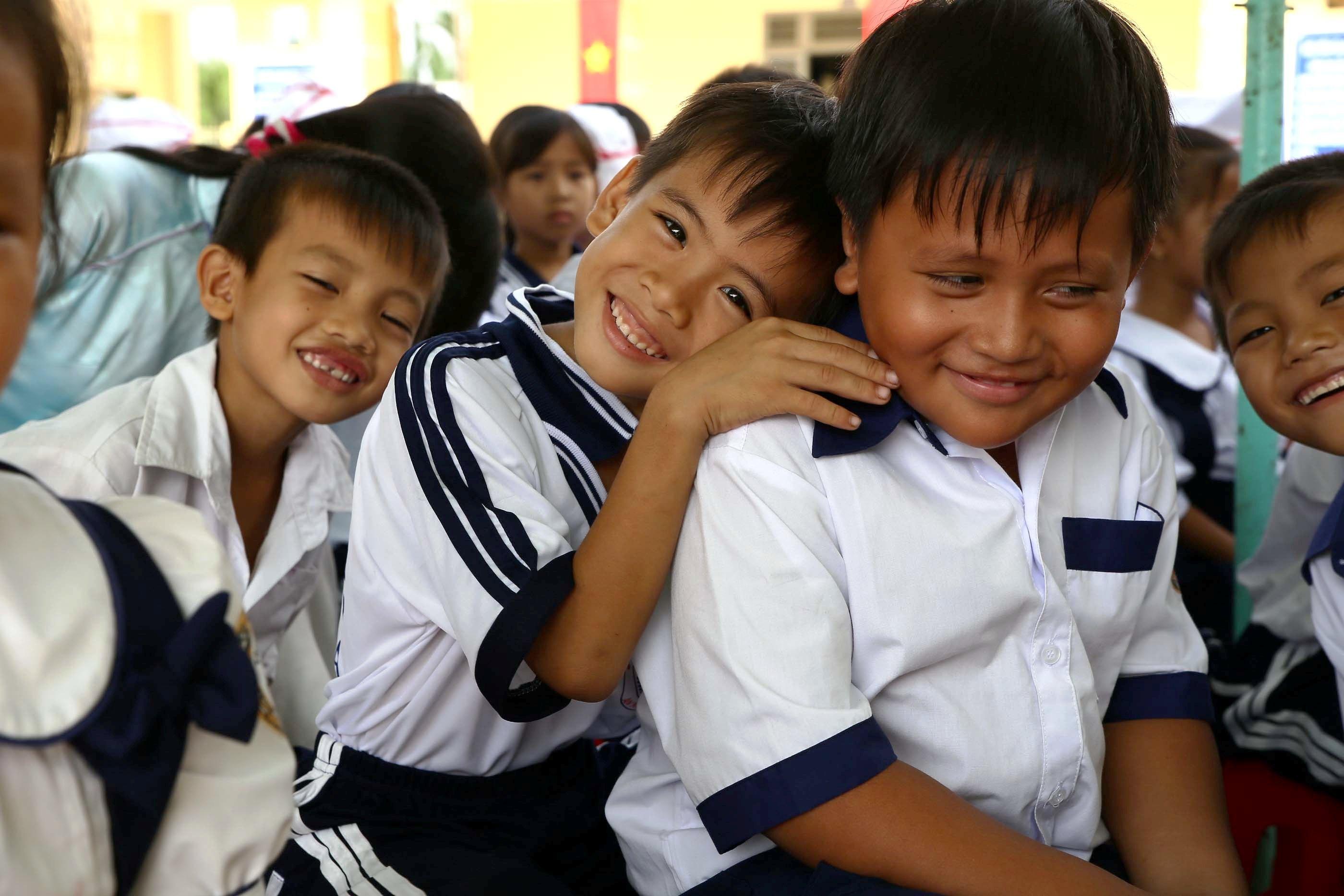 Vietnam should teach kindness to children