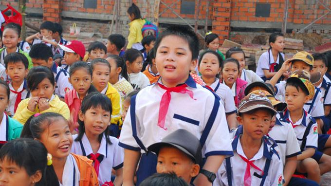 Vietnamese people shortest in Southeast Asia