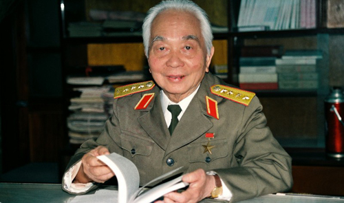 General Vo Nguyen Giap's immortal sayings