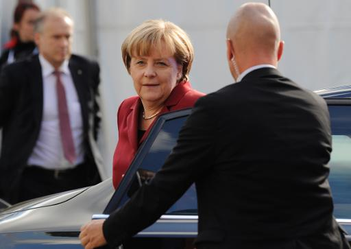 Time magazine names Merkel as its 'person of 2015'
