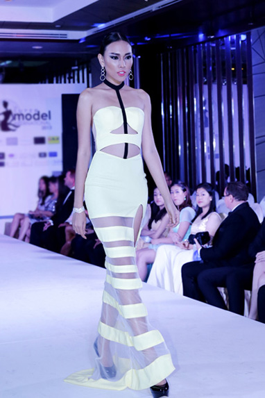 Local model places second at 2013 Supermodel International