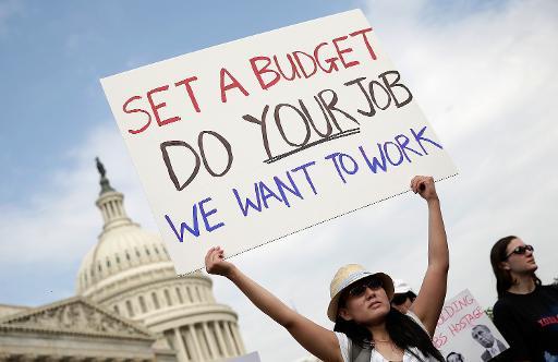 US shutdown cost $2.0 billion in lost govt output