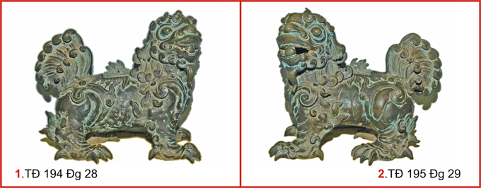 Antiques worth billions of dong stolen in Hue