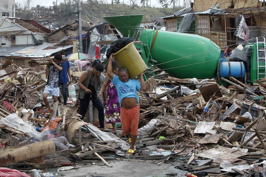 Post-Haiyan situation: Social network, multimedia journalism pays off