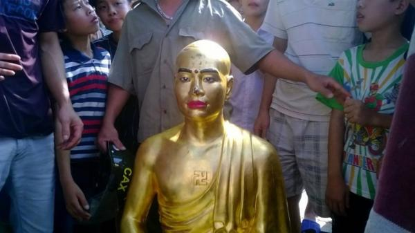 Locals outraged at head monk's violations at ancient pagoda