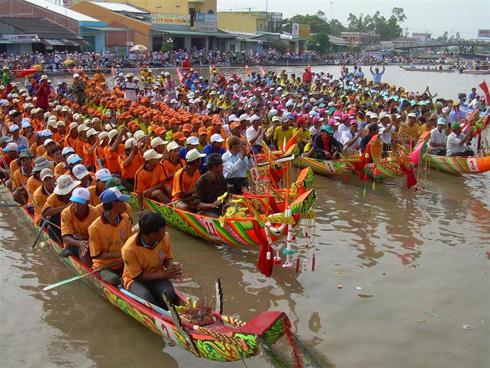 Boat racing festival kicks off tonight