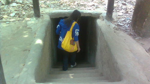 Cu Chi tunnels listed among world top attractions