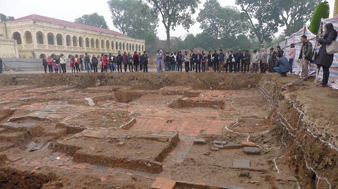 Thang Long Imperial Citadel remains a mystery: seminar