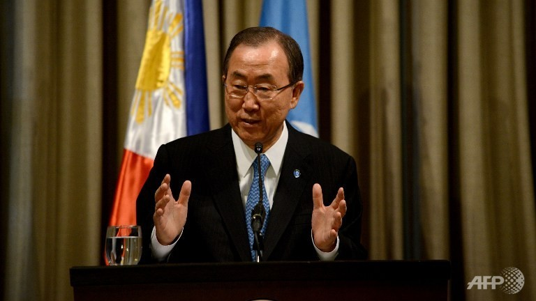 Don't let Philippines become a 'forgotten crisis': UN chief