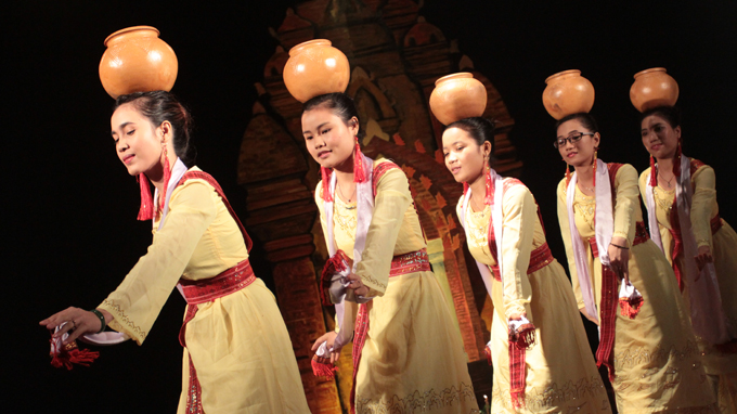 HCMC show on Champa culture takes place tonight
