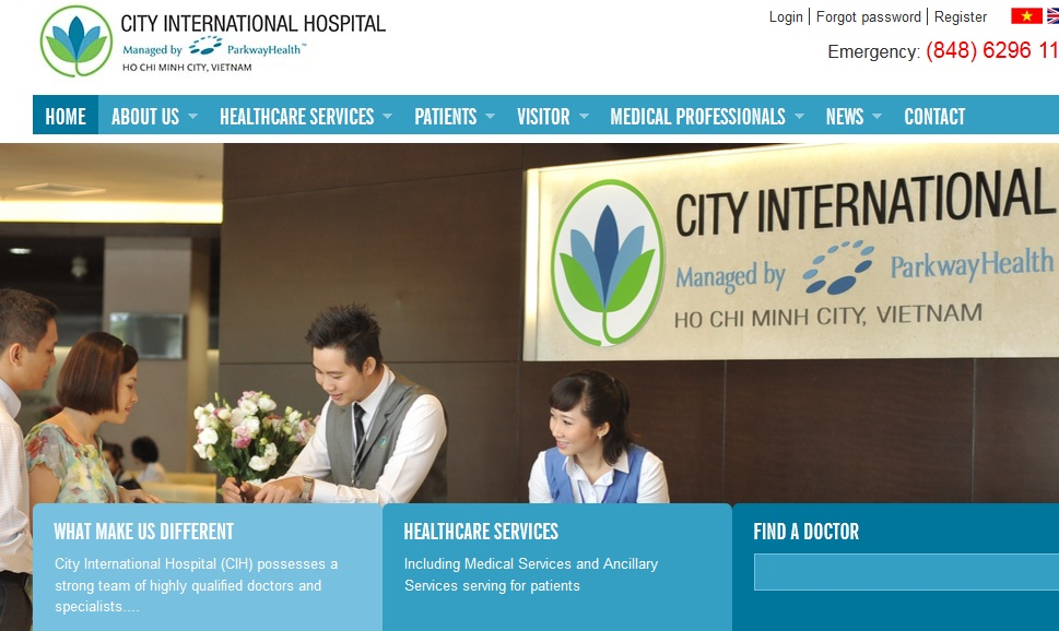 5-star international hospital opens in HCMC