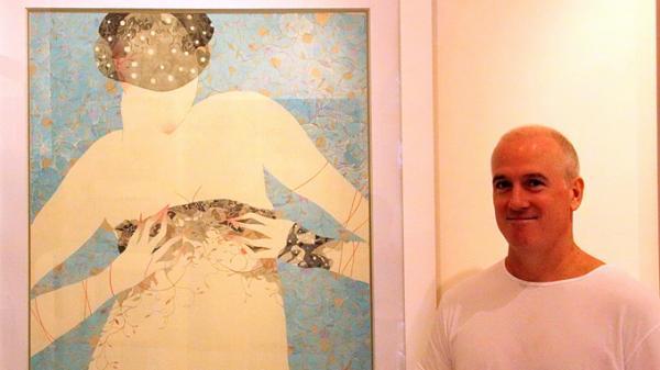 US gallery owner upbeat about Vietnam's art market