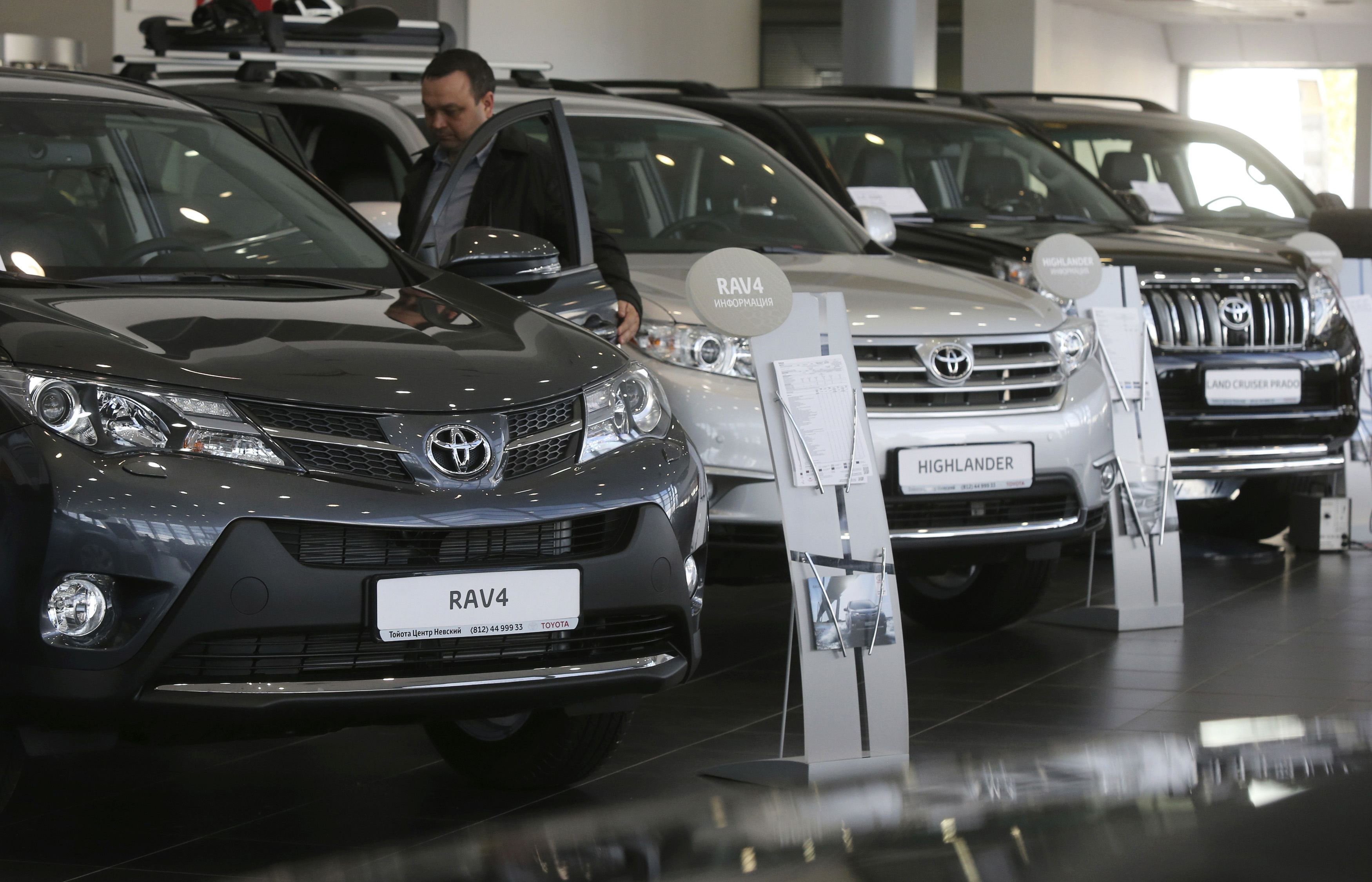 Toyota may rethink Thai investment plans if crisis lingers