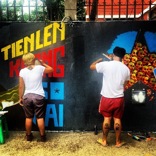 Expats captivated by magic of Saigon