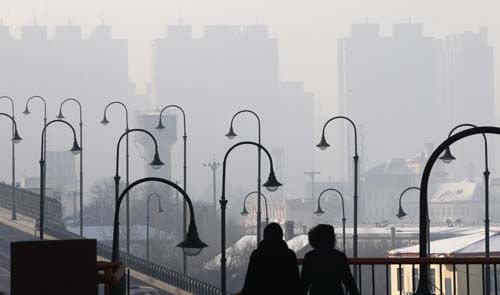 China smog fears spur call for ban on New Year fireworks