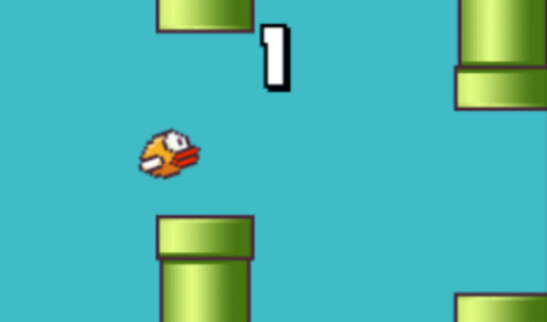 The rise and fall of Flappy Bird, spurred by the media