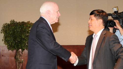 Vietnam-US ties develop well over past 20 years
