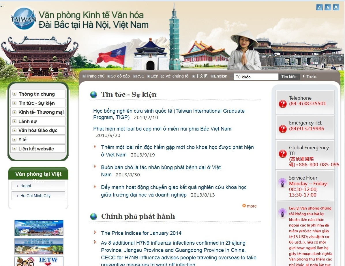 Taiwanese investigated for allegedly 'selling' visas to Vietnamese students
