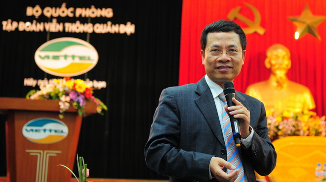 Viettel's vice chief appointed as new CEO