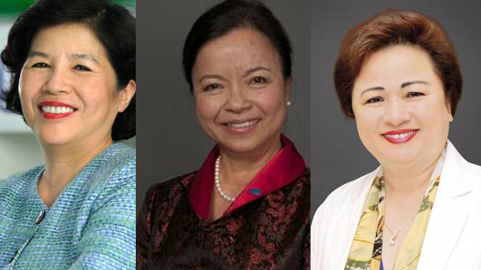 Forbes names 3 Vietnamese on most powerful women list
