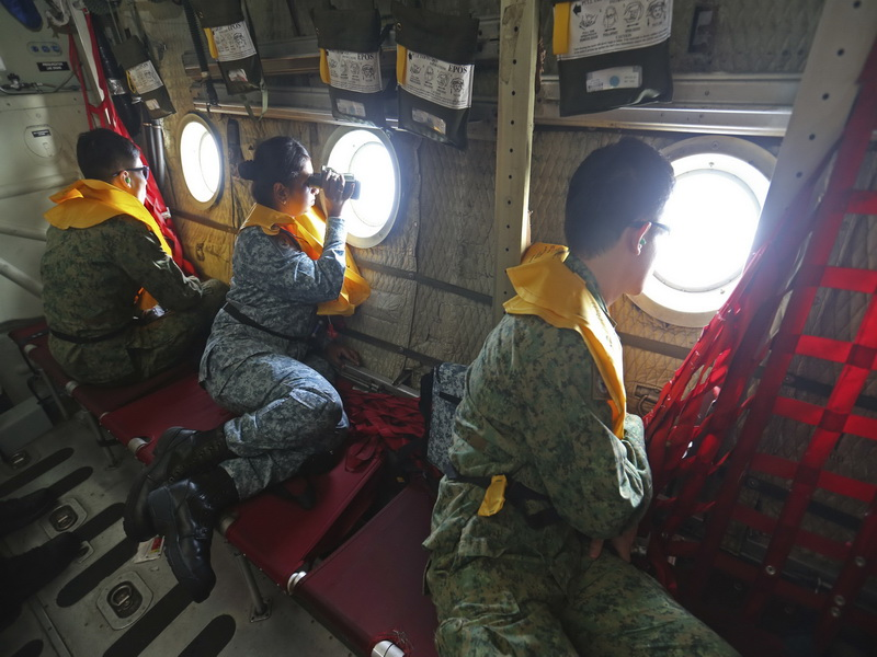 U.S. company puts crowdsourcing to work in search for Malaysian jet