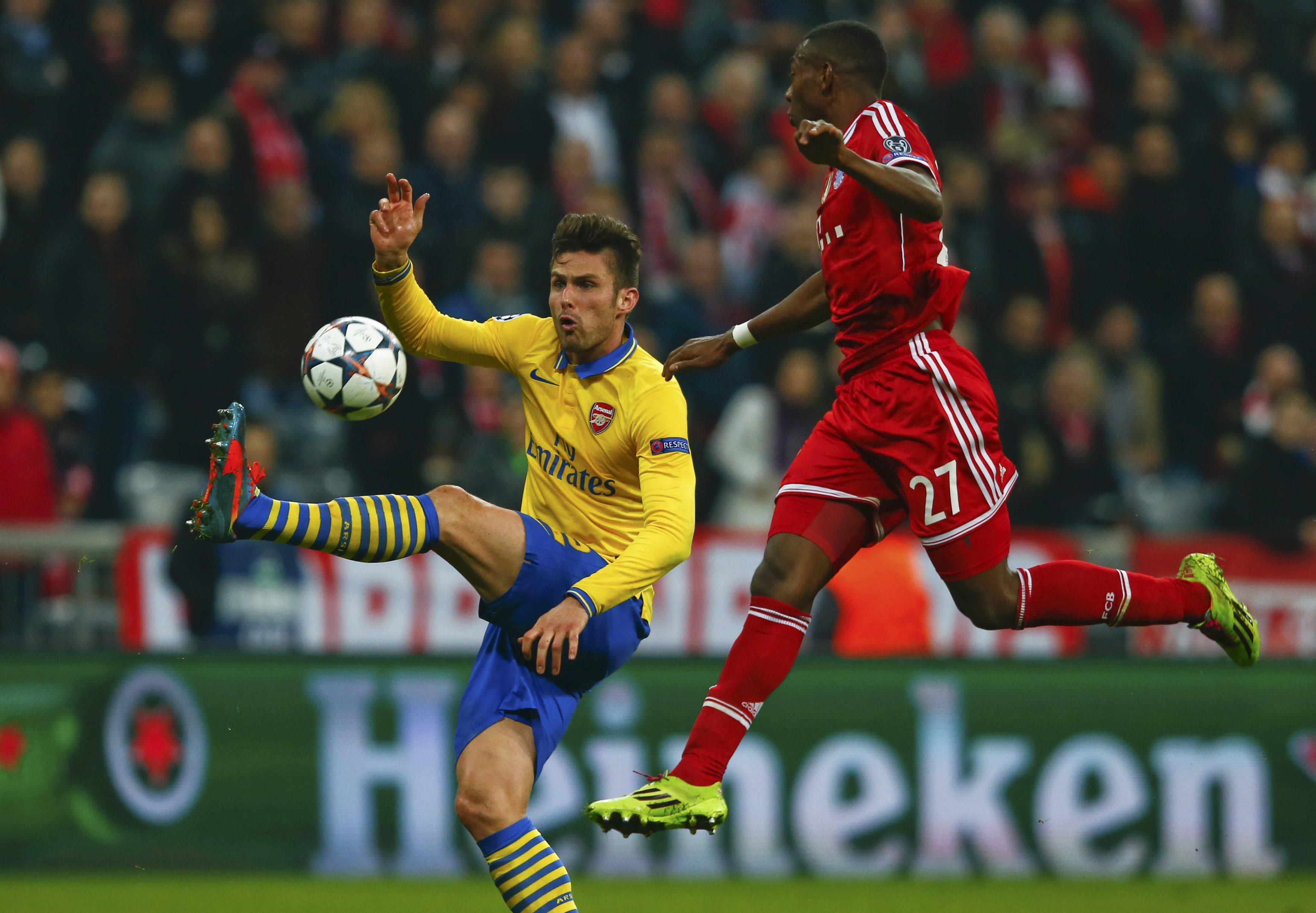 Holders Bayern progress despite shaky second half